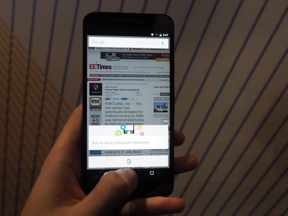 Nexus 5X Review | Trusted Reviews