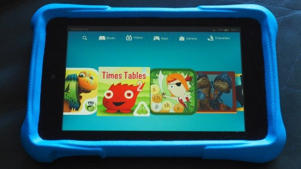 Amazon Fire For Kids 1