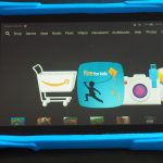 Amazon Fire For Kids 8
