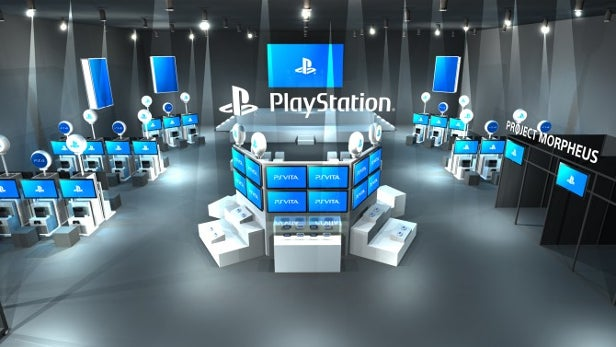 Sony Tokyo Game Show 2015