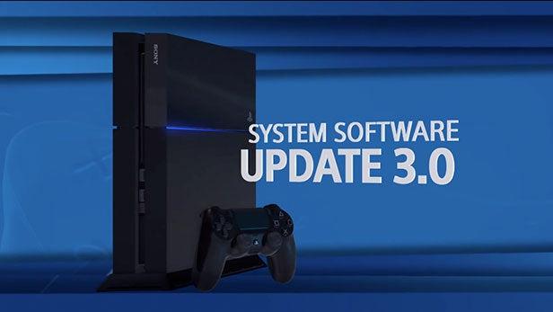 PS5 update 3.0