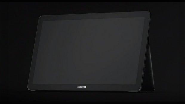 Samsung Galaxy View tease