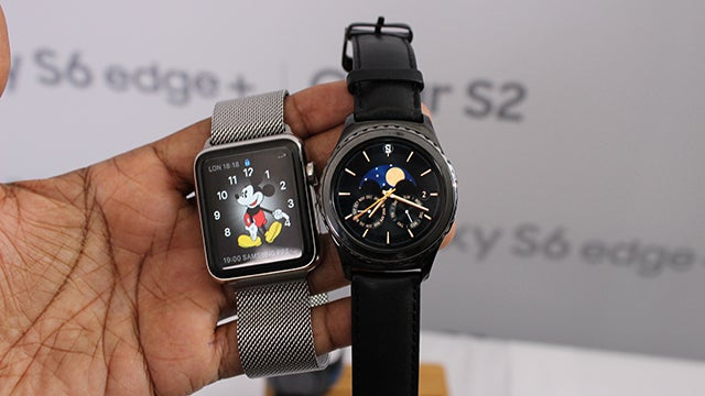 Gear S2 Iphone >> Samsung Gear S2 Support For Iphone Could Be On The Way Trusted Reviews