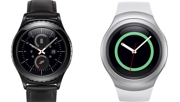 Samsung Gear S2 smartwatch officially unveiled