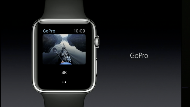 Apple Watch live event September