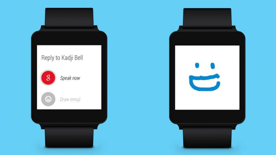 Android Wear Skype