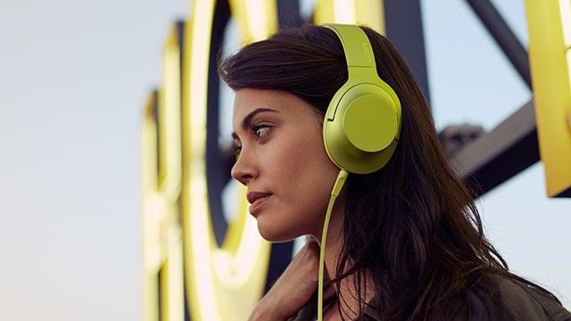 Sony hear headphones