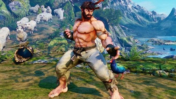 Street Fighter 5 Ryu