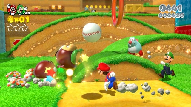 Super Mario 3D World Review   Trusted Reviews