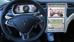 Tesla S 5
