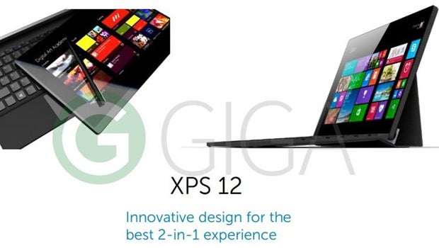 dell xps 12 2 in 1