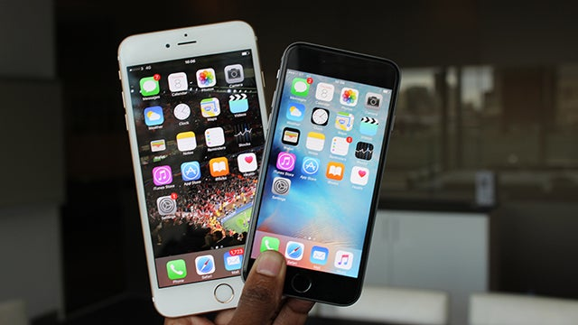 iphone 6s and 6s plus