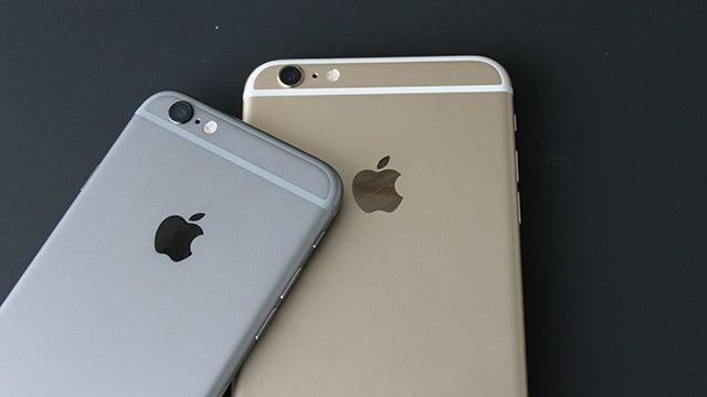 iPhone 6S Plus vs iPhone 6S 17