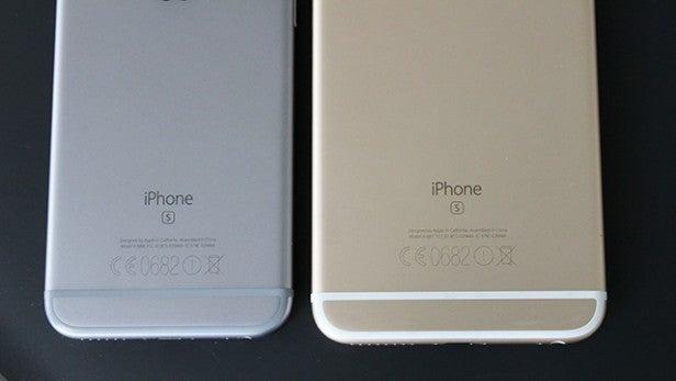 iPhone 6S Plus vs iPhone 6S 5