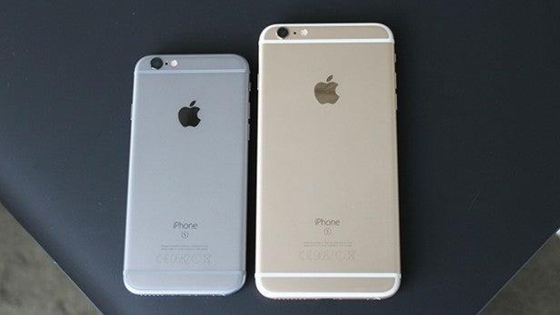 Augsburg 6s vs iphone 6s plus