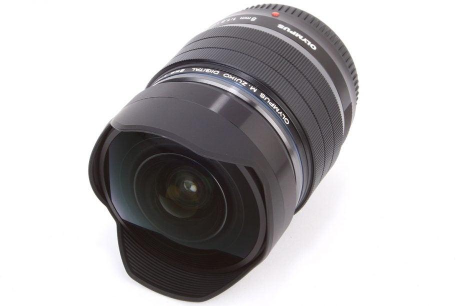 Olympus M.Zuiko Digital ED 8mm Fisheye 1:1.8 PRO