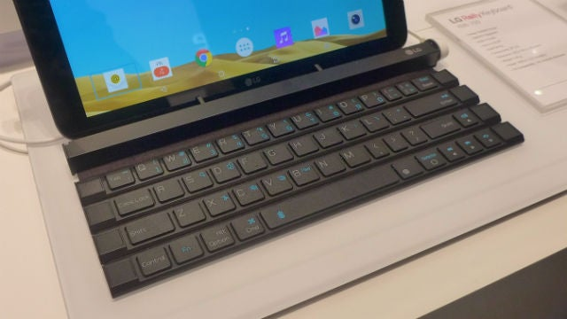 Lg Rolly Keyboard Review Trusted Reviews