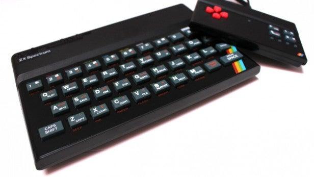 Recreated ZX Spectrum vs ZX Spectrum Vega 11