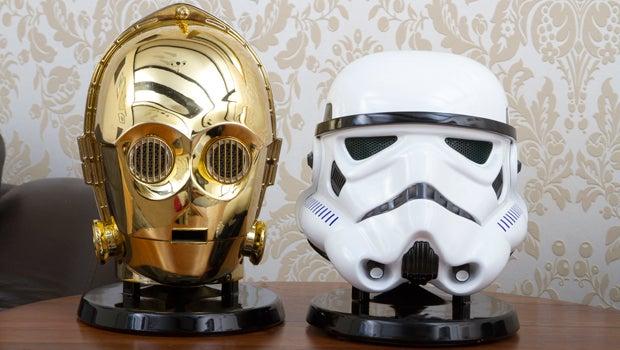 Official Star Wars Bluetooth Speakers Hit Kickstarter