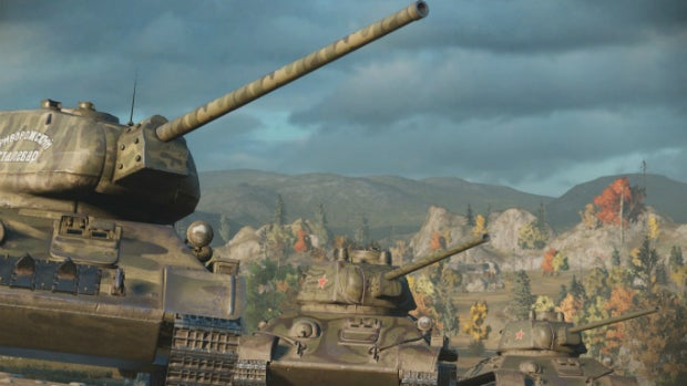 World Of Tanks 9