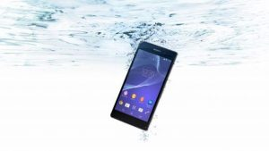 save off a2275 947ad Sony: Don't use waterproof Xperia phones underwater | Trusted Reviews