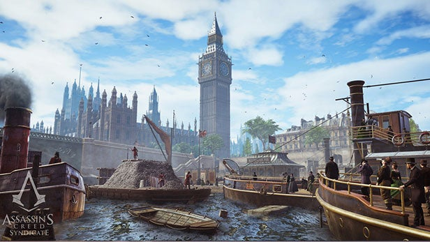 Assassin S Creed Syndicate London Tour 22 Landmarks You