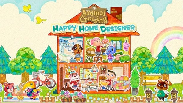 Animal Crossing Happy Home Designer Review Trusted Reviews