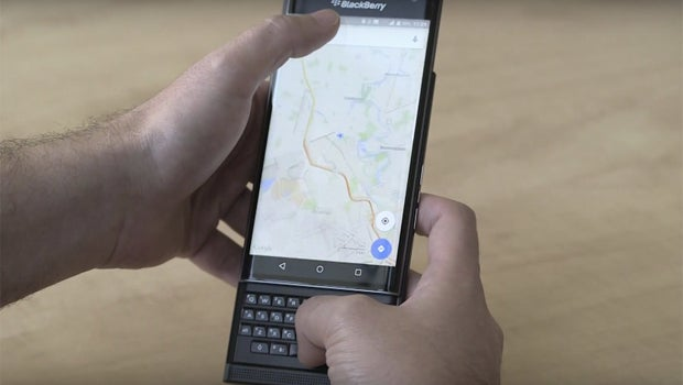 BlackBerry explains why Priv is more secure than your