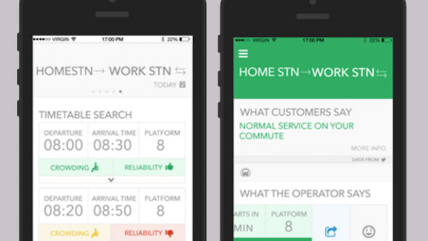 CommuteLondon app reveals chances of getting a train seat   Trusted