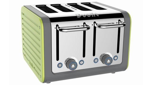 Dualit Brushed Architect Four-Slice Toaster