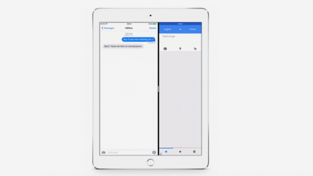iPad split-view support coming to Google Translate app