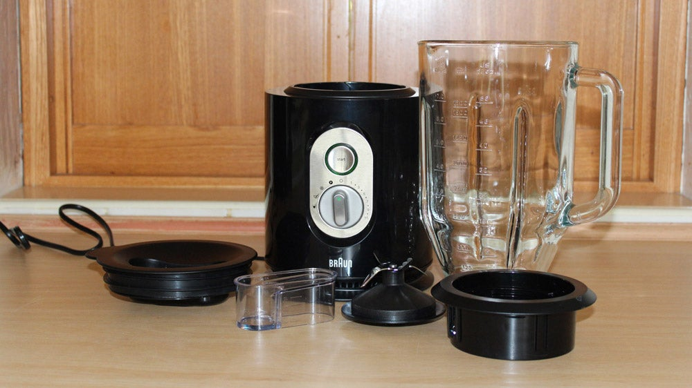 Braun Jb 5160 Jug Blender Review Trusted Reviews