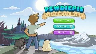 PewDiePie Legend of the Brofist review 19