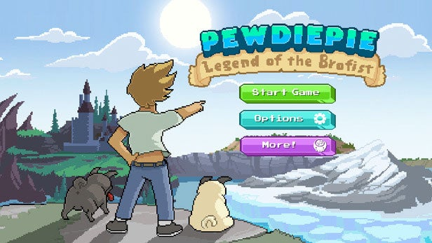 PewDiePie Legend of the Brofist review 19