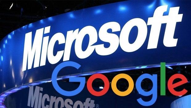 Microsoft Google
