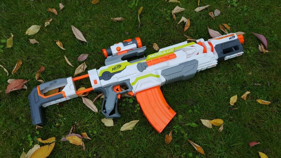 Nerf N Strike Modulus Ecs 10 Blaster Review Trusted Reviews
