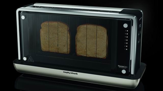 Morphy Richards Redefine Glass Toaster 228000