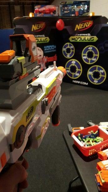 nerf n strike modulus ecs 10 blaster review trusted reviews