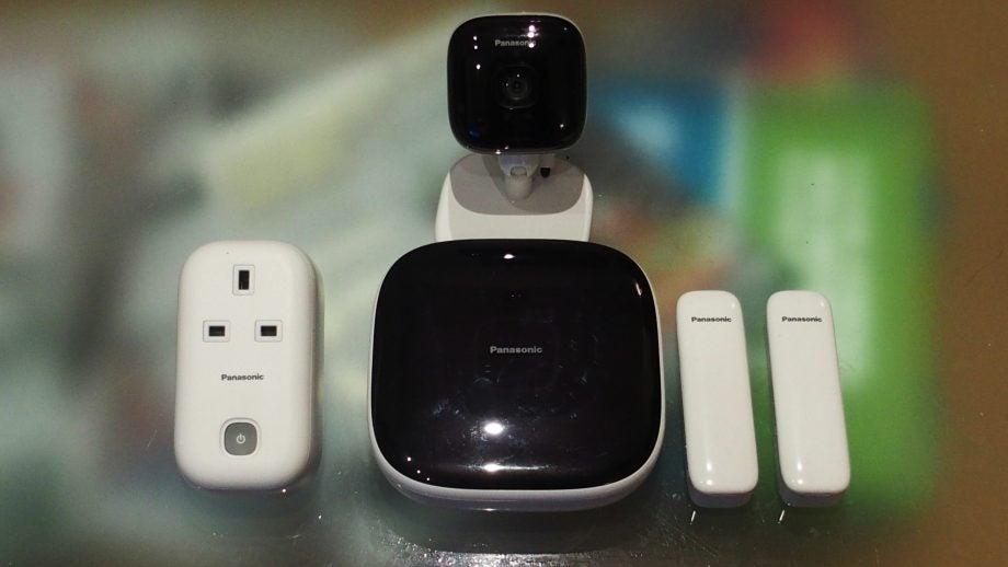 Panasonic Home Monitoring & Control Kit