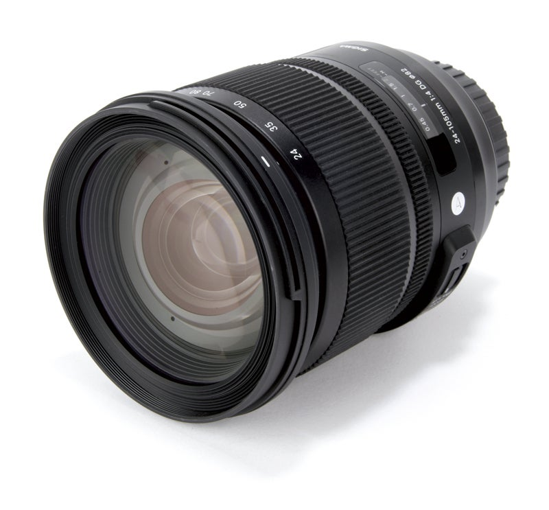 Sigma 24-105mm f4 DG OS HSMA