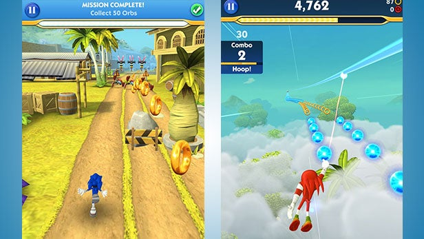 Sonic Dash 2 hack to generate free Red Star Rings from our