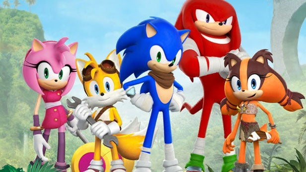 Sonic Dash 2 Sonic Boom Review Trusted Reviews