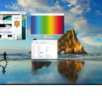 Dell UP2715K native resolution