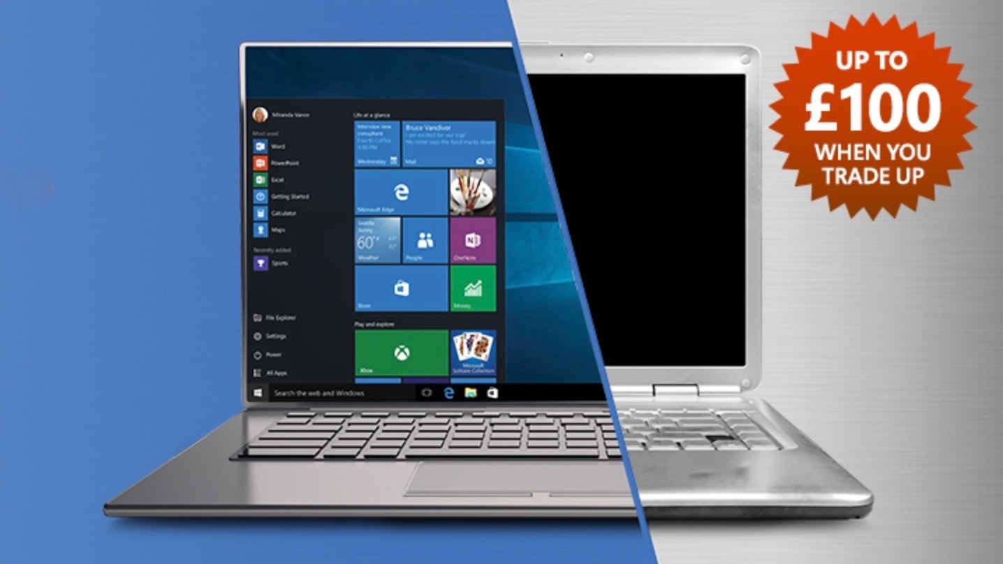 Microsoft Offers Trade For Your Old Laptop Or Pc Trusted