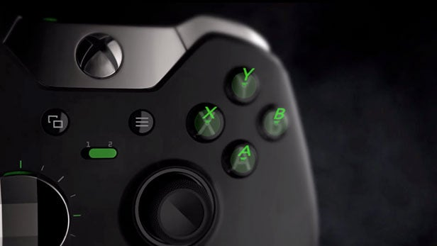 Here's how specific you can be with Xbox One Elite