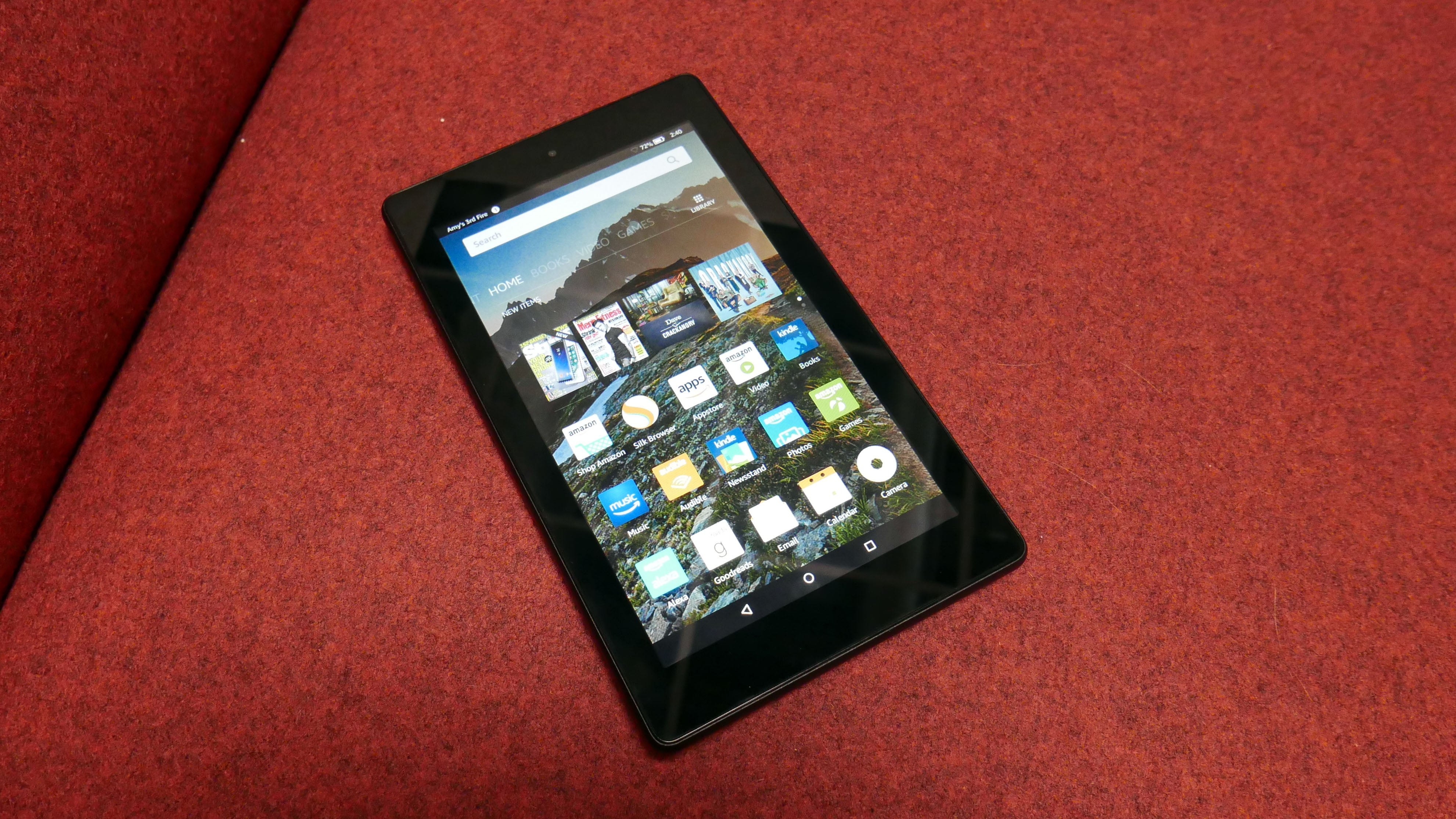 Amazon Fire – Software and Performance Review | Trusted Reviews