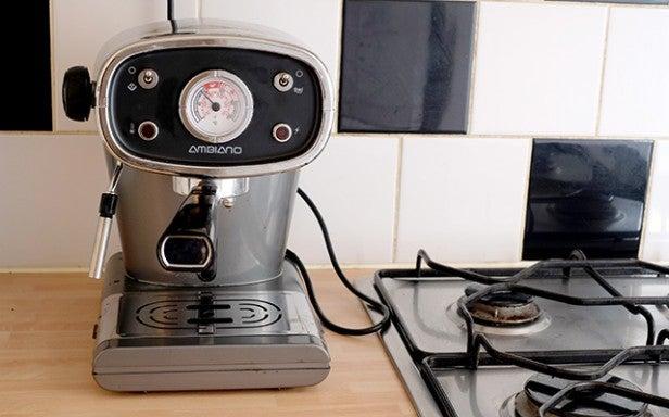 Aldi Ambiano Espresso Maker Review Trusted Reviews