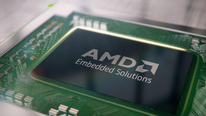 AMD R-Series embedded processors