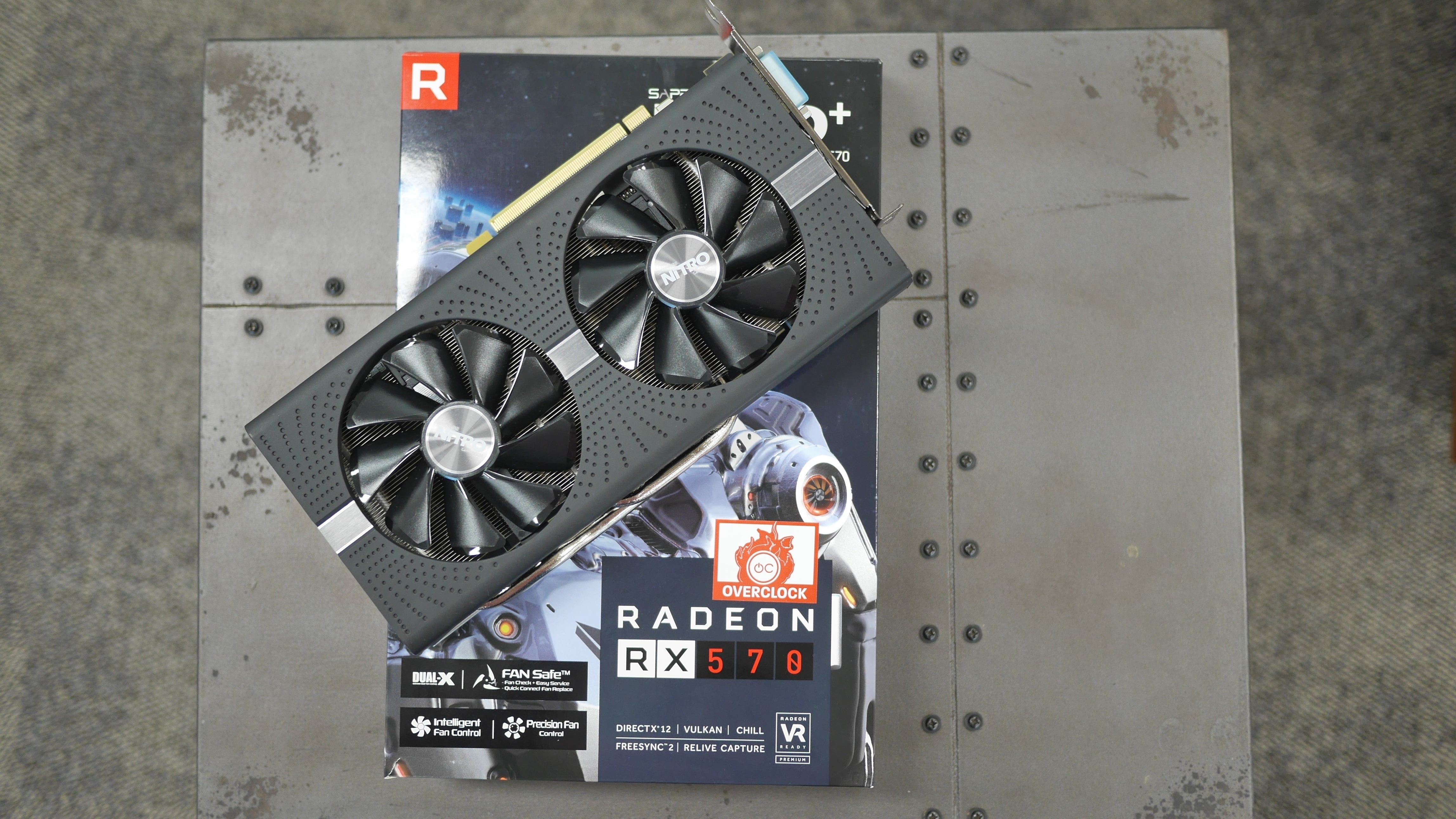 amd radeon rx 570 review trusted reviews. Black Bedroom Furniture Sets. Home Design Ideas