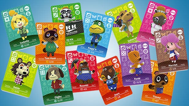 What do Animal Crossing amiibo cards actually do? | Trusted